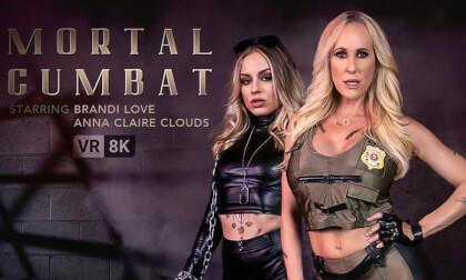 VR Porn Mortal Cumbat