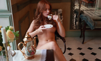 VR Porn Tea for Two