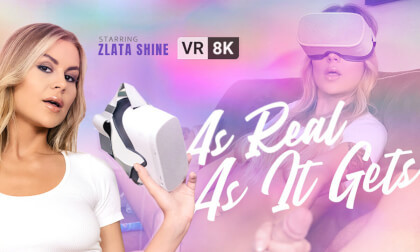 VR Porn As Real as it Gets