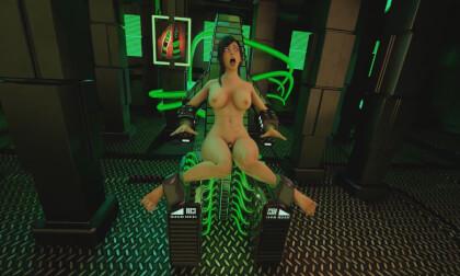 VR Porn Tifas Orgasm