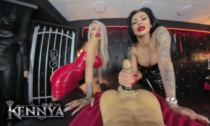 VR Porn Masturbation & Cuckolding Session