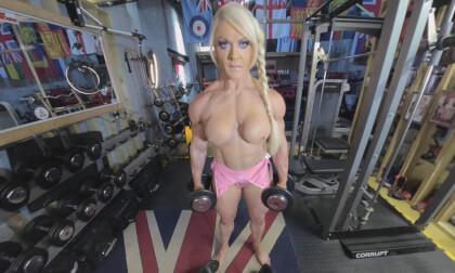 VR Porn Lisa Cross Scene 2