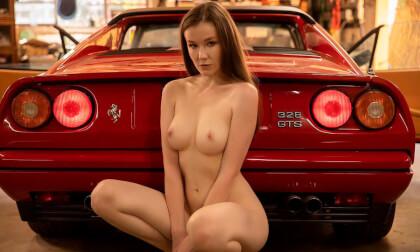 VR Porn Ferrari