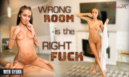 VR Porn Wrong Room Is The Right Fuck