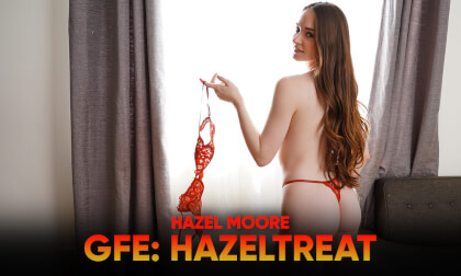 VR Porn GFE: HazelTreat