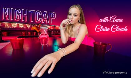 VR Porn Nightcap With Anna