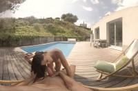 VR Porn The Pool Boy: Perfect Blowjob