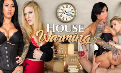 VR Porn House Warming