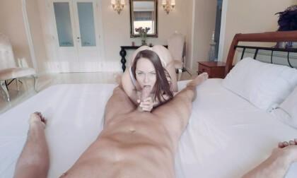VR Porn Blue Angel POV