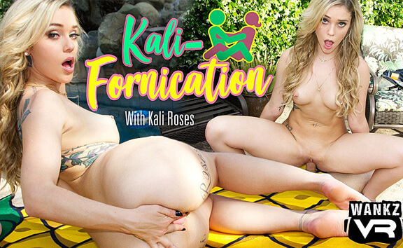 VR Porn Kali-Fornication