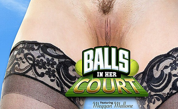 VR Porn Balls In Her Court