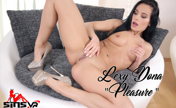 VR Porn Lexi Dona - Pleasure