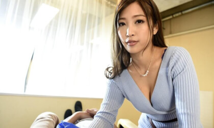 VR Porn Sumire Mizukawa – Temptation Salon VR Part 1