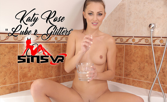 Katy Rose - Lube & Glitters