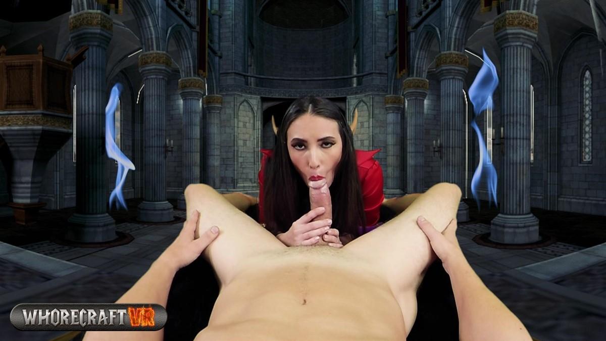 Casey Calvert & Whorecraft VR | SexLikeReal