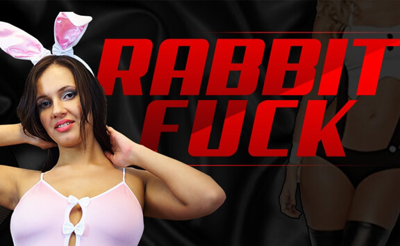 VR Porn Rabbit Fuck
