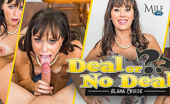 VR Porn Deal or No Deal