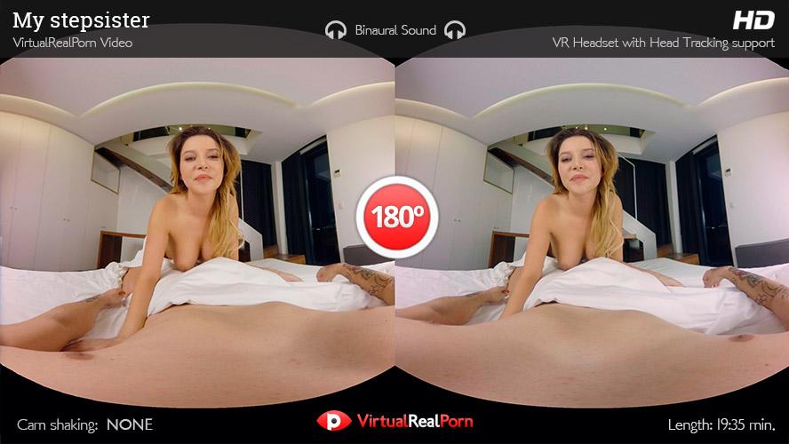 Anna Polina & VirtualRealPorn | SexLikeReal