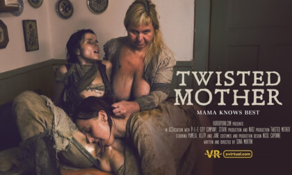 VR Porn Twisted Mother