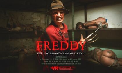 VR Porn Freddy