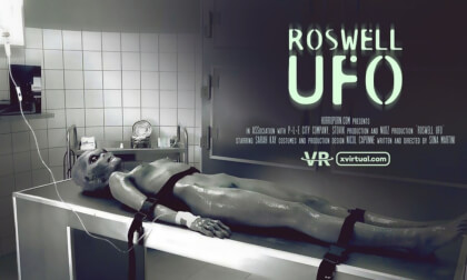 VR Porn Roswell UFO