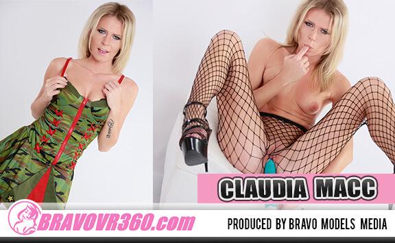 VR Porn 145 - Claudia Macc