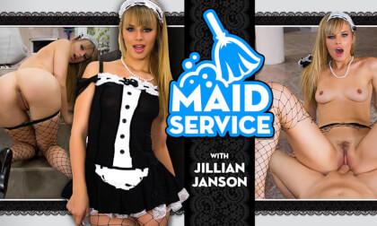 VR Porn Maid Service