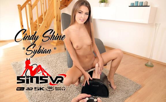 VR Porn Cindy Shine - Sybian