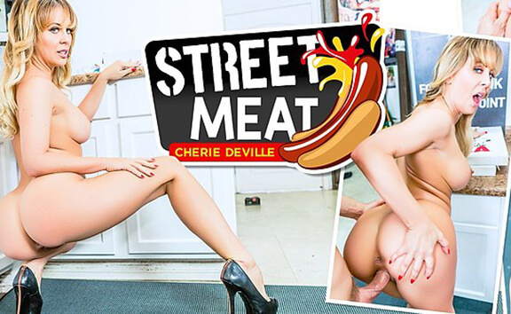 VR Porn Street Meat
