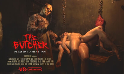 VR Porn The Butcher