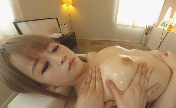 VR Porn I am a Big Breast Masseur Part 2