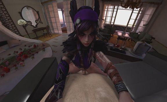 VR Porn MorriganVR
