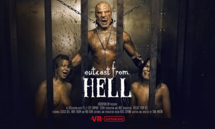 VR Porn Outcast From Hell