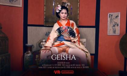 VR Porn Geisha
