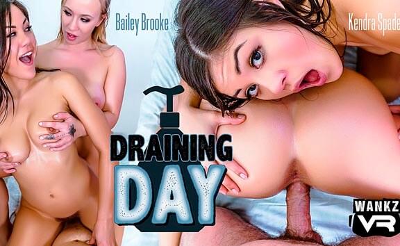 VR Porn Draining Day