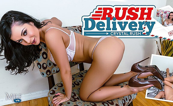VR Porn Rush Delivery
