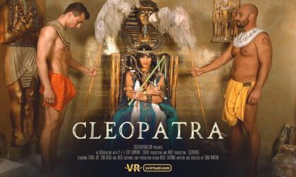 VR Porn Cleopatra