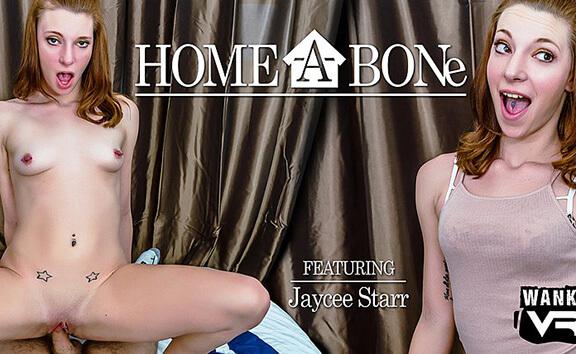 VR Porn Home-A-Bone