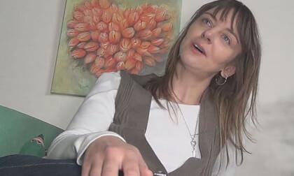 VR Porn Pussyshow... Gabbi