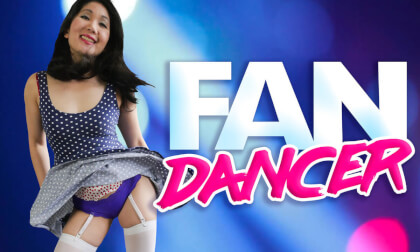 VR Porn Fan Dancer