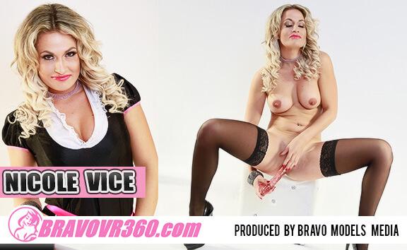 VR Porn 190 - Nicole Vice