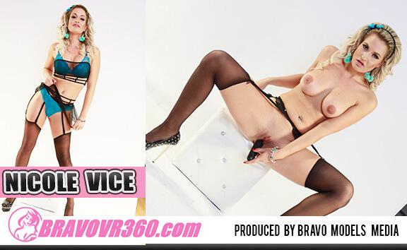 VR Porn 192 - Nicole Vice