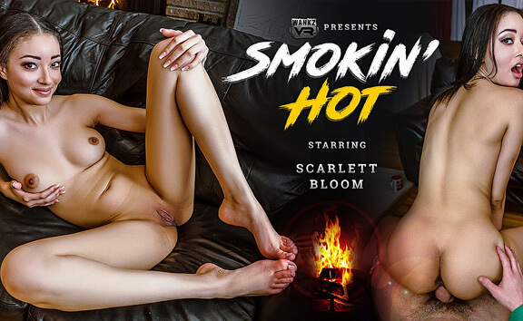 VR Porn Smokin' Hot
