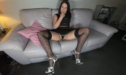 VR Porn Emma Secret - Show Off Your Cunt...