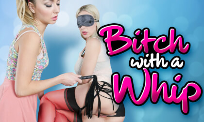 VR Porn Bitch With A Whip