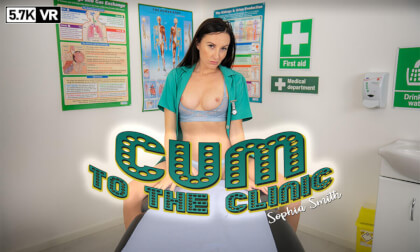 VR Porn Cum to the Clinic