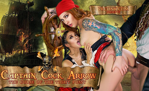 VR Porn Captain Cock Arrow