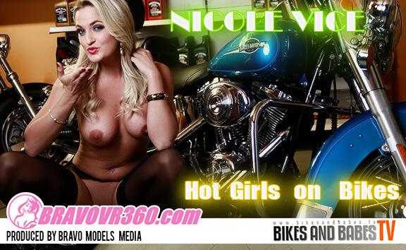 VR Porn 207 - Nicole Vice