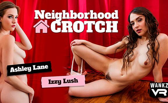 VR Porn Neighborhood Crotch