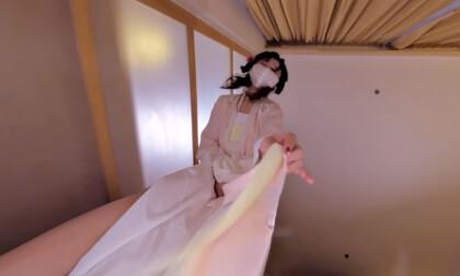 VR Porn Shan - Hanfu Trampling